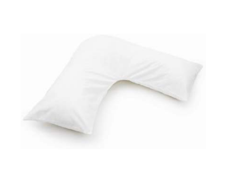V SHAPE PILLOW ORTHOPAEDIC NECK BACK BODY SUPPORT BED POSTURE CHAIR NURSING PILLOWS NEW